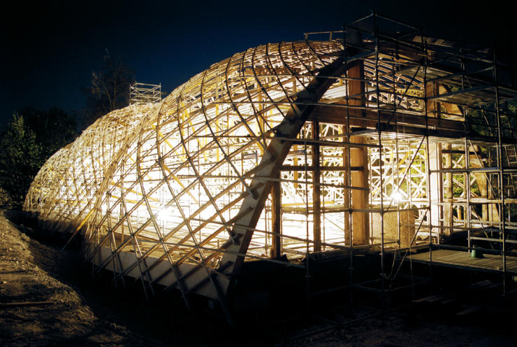 It S One Shell Of A Structure Rise Structures Rise