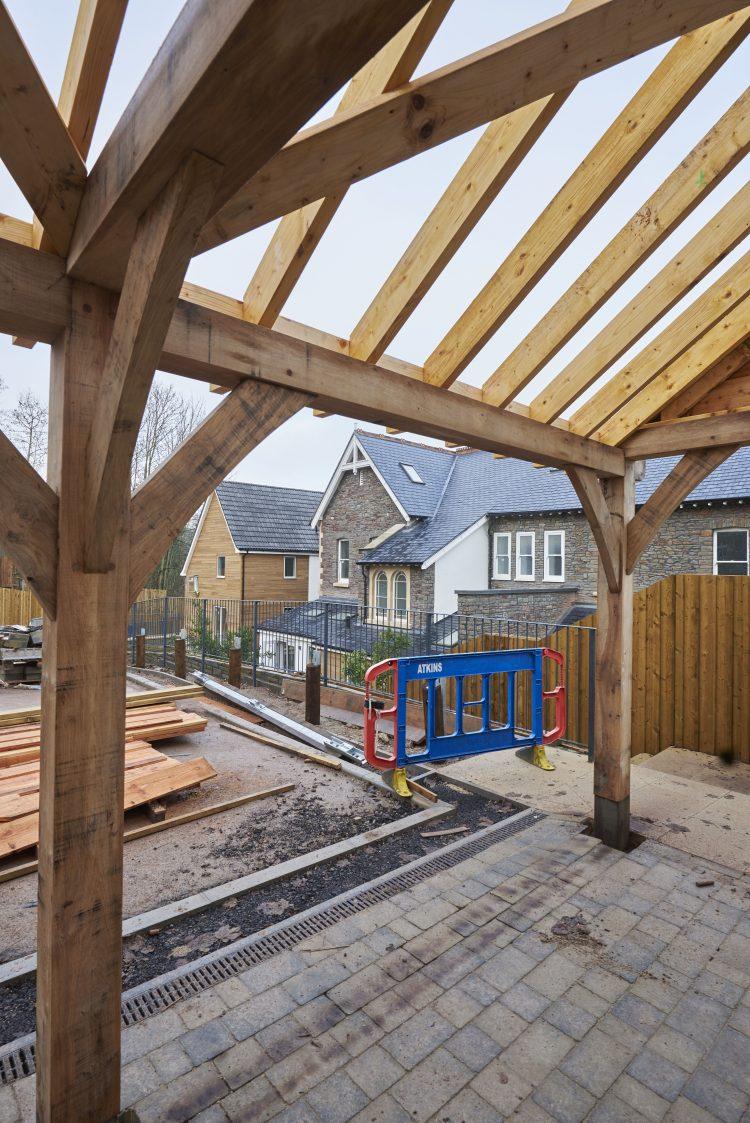 Bristol Road Keynsham Rise Structures