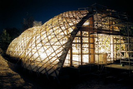 It S One Shell Of A Structure Rise Structures